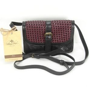 PATRICIA NASH WOVEN COLLECTION CROSSBODY ORGANIZER